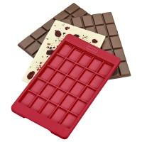 Vorschau: Flexiform Schokolade klassik 12x20,5cm ruby