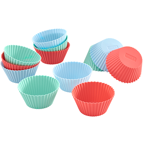 Flexiform Muffinliner 12er Set Pastel Mix