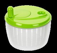 Vorschau: Salatschleuder mit  Kurbel grün