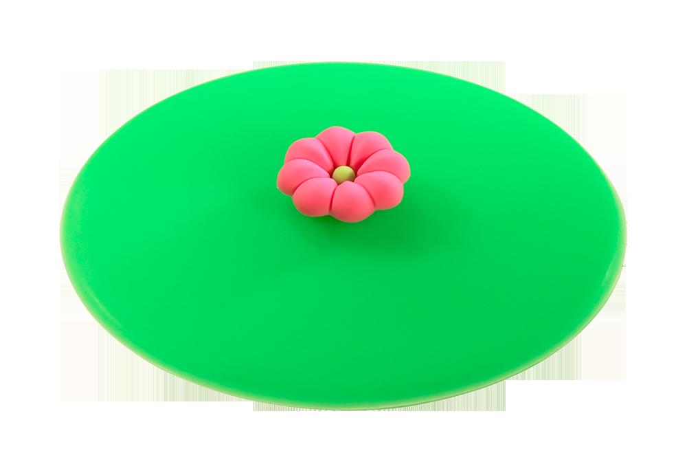Mein Deckel Blume Blüte rosa