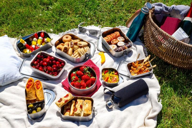 Picknick-Ideen und Rezepte von Lurch