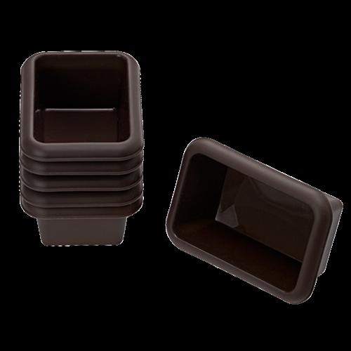 Flexiform Mini Batzen 6er Set braun
