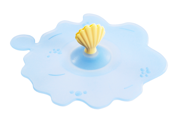 Mein Deckel Ozean Muschel