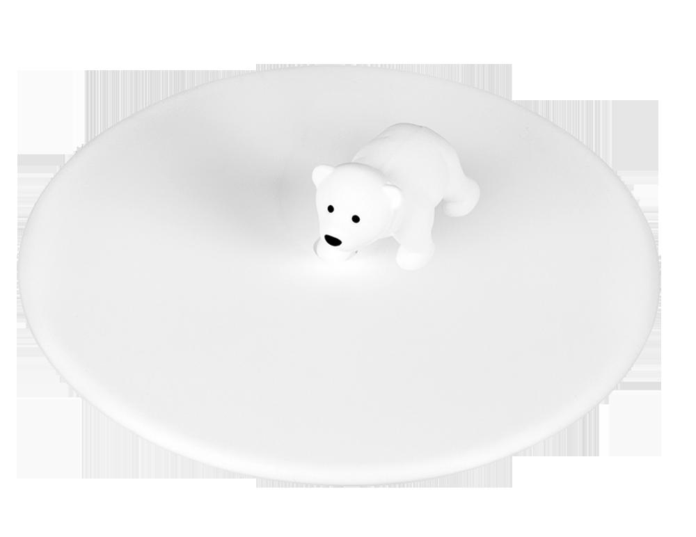 Mein Deckel Winter Eisbär