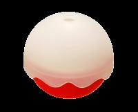 Vorschau: Eiswürfelbereiter Eisball Ø65mm rot