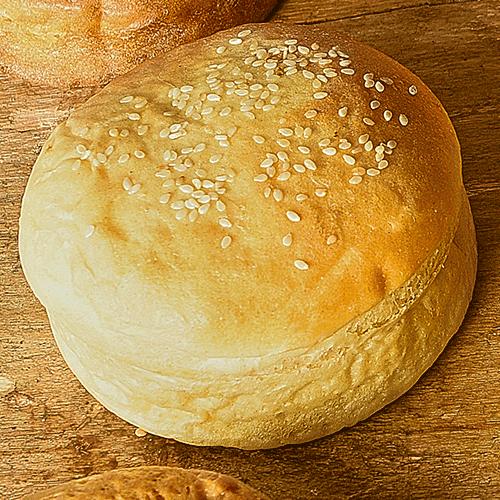 Das klassische Burger Brötchen - perfekt als Hamburger oder Cheeseburger.