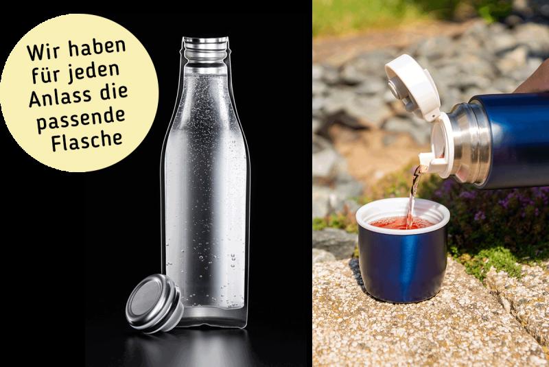 Isolier-Flaschen