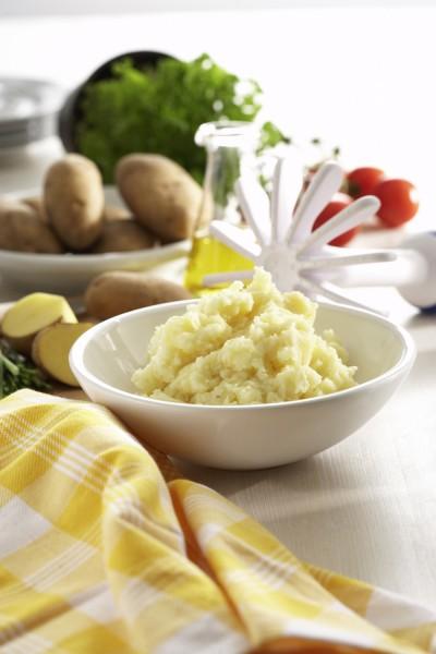 Kartoffelstampfer Edelstahl