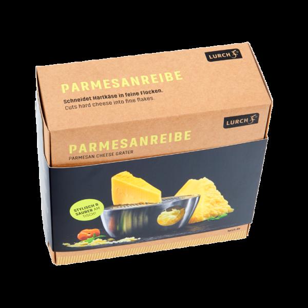 RazorTech EDS Parmesanreibe mit Deckel