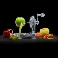 Vorschau: Apfelschäler steingrau