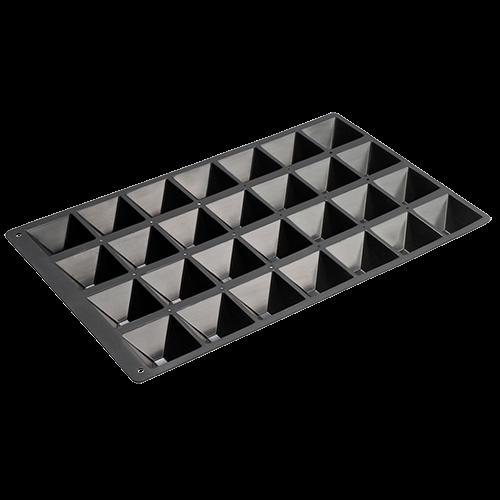 FlexiGastronomie Pyramide 28fach 53x32,5cm
