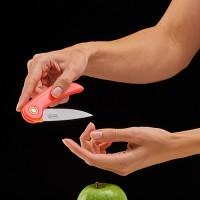 Vorschau: Picknick-Messer gelb