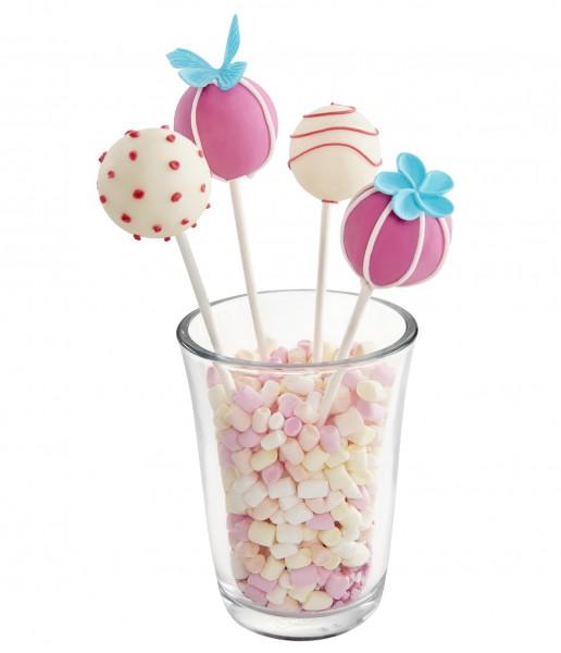 Flexiform Cake Pops 20fach cotton candy
