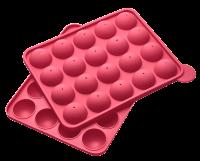 Vorschau: Flexiform Cake Pops 20fach cotton candy