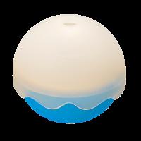Vorschau: Eiswürfelbereiter Eisball Ø65mm blau