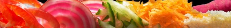 Reiben, Gemüsehobel und Mühlen von Lurch