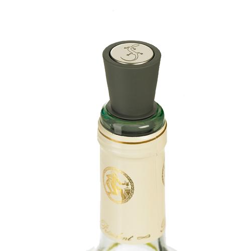 Flaschenstopfen schwarz