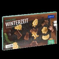Vorschau: Flexiform Winterzeit 17,5x30cm braun