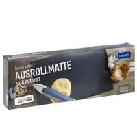 Vorschau: Flexiform Ausroll-/Backmatte 40x60cm schwarz