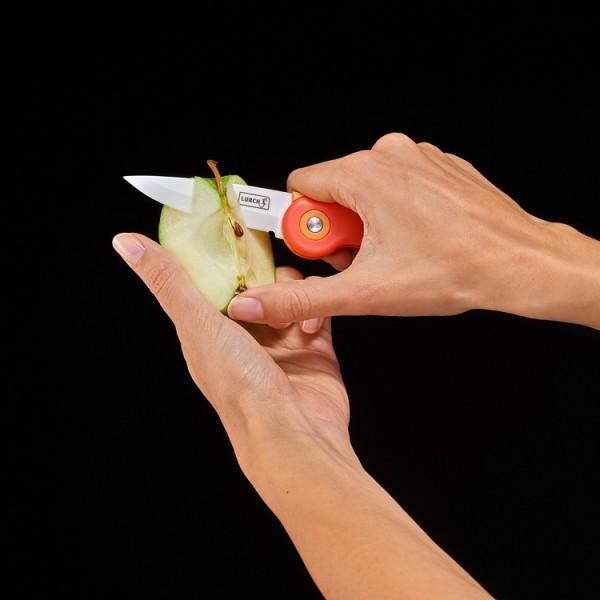 Picknick-Messer papaya