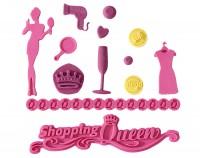 Vorschau: Flexiform Shopping Queen Prägematte Cindy pink
