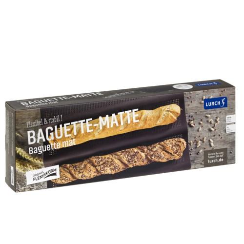 Flexiform Baguette 36x28,5cm 3fach braun