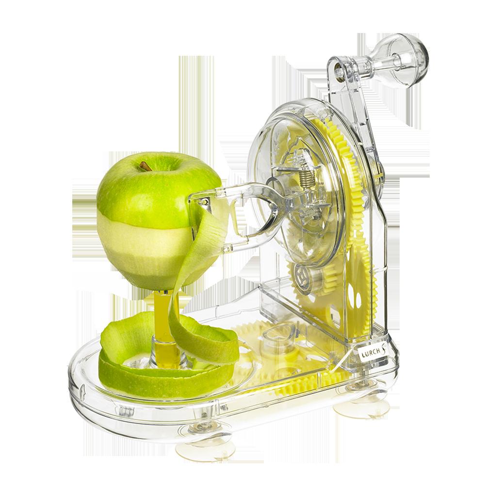 Apfelschäler grün