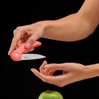 Vorschau: Picknick-Messer papaya