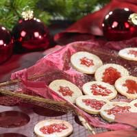 Vorschau: Flexiform Linzer Weihnachtstaler 175x300mm karmin