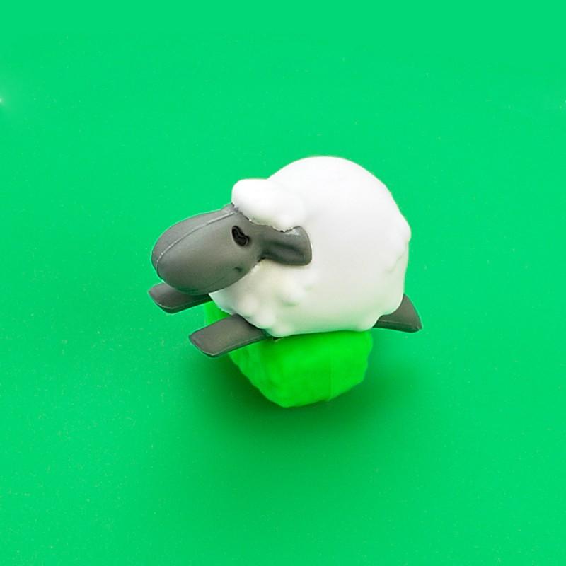 Mein Deckel Hoftiere Schaf aus Silikon von Lurch