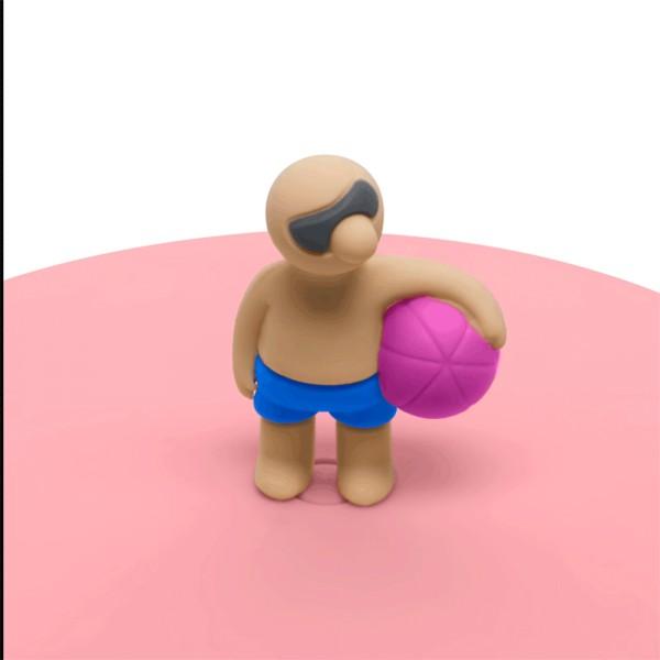 Mein Deckel Beach Boys Benni Ball