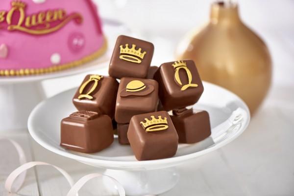 Flexiform Shopping Queen Minikuchen 24fach pink