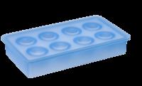 Vorschau: Eiswürfelbereiter Kugeln Ø33mm eisblau