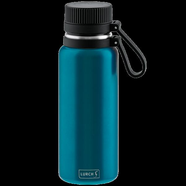 Isolier-Flasche Outdoor EDS 0,5l wasserblau