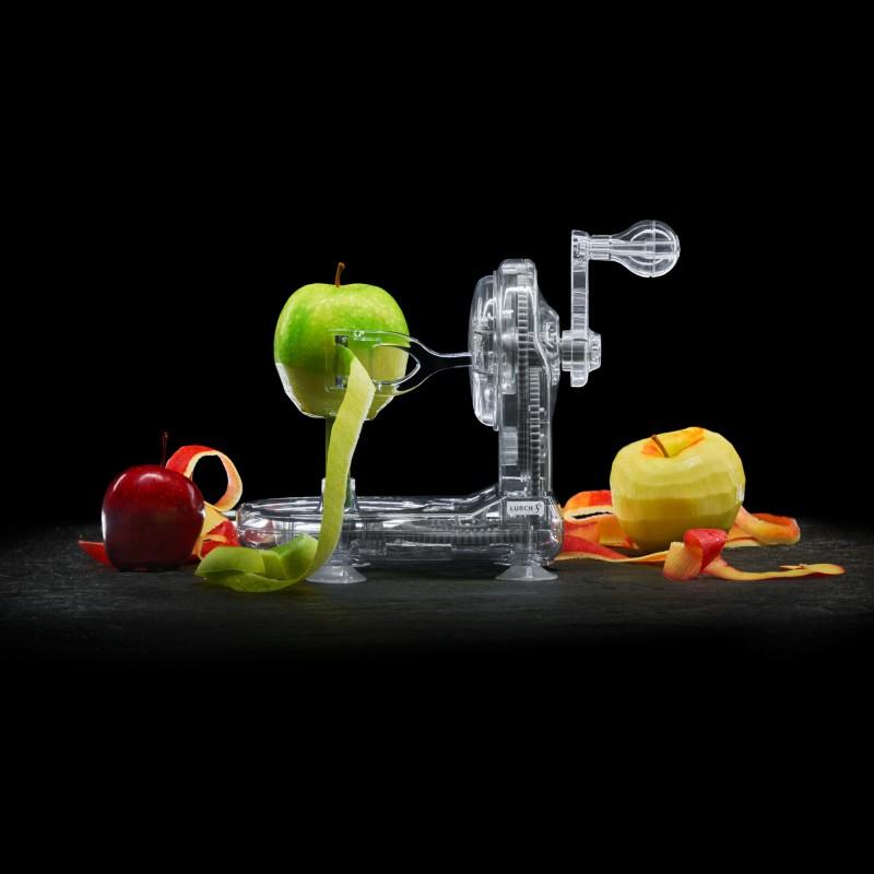 Unser bester Apfelschäler - Manuelle Apfelschälmaschine