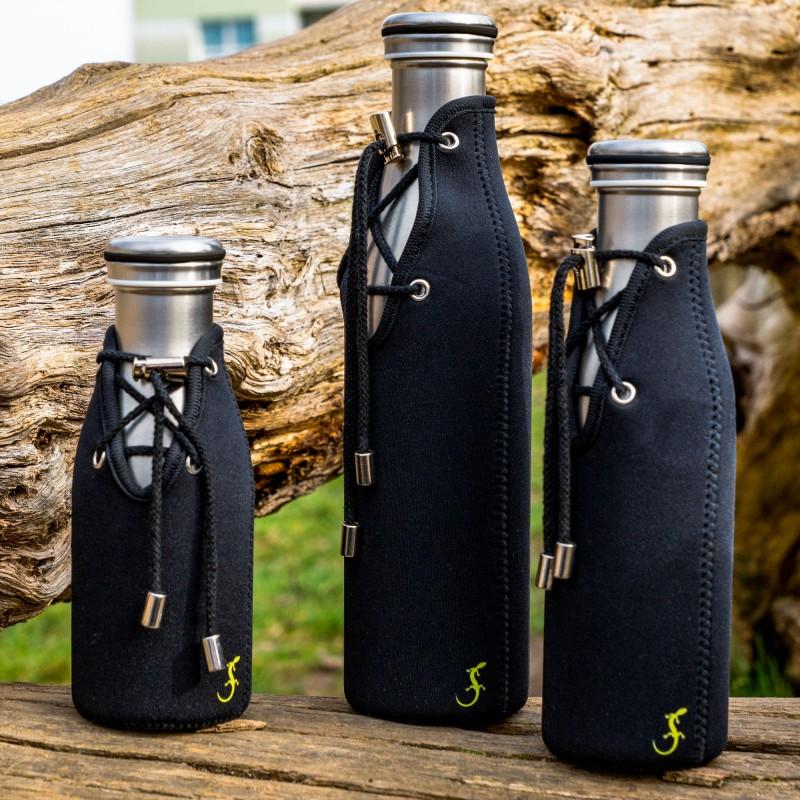 Lurch Isolierflaschen mit Schutzhülle