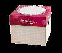 Vorschau: Shopping Queen Geschenktortenschachtel