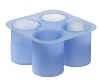 Vorschau: Eiswürfelbereiter Schnapsglas eisblau