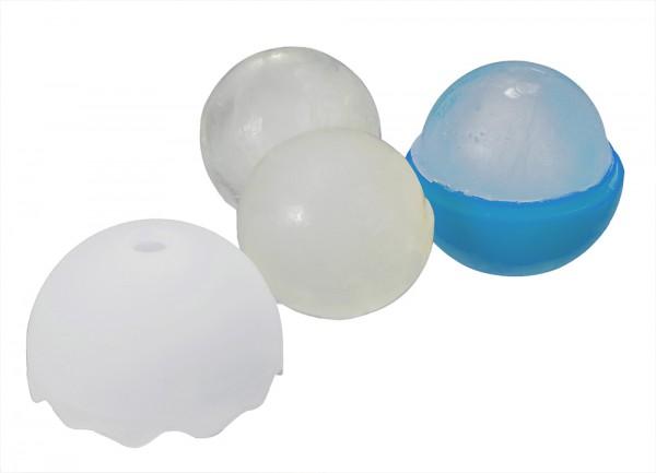 Eiswürfelbereiter Eisball Ø65mm blau