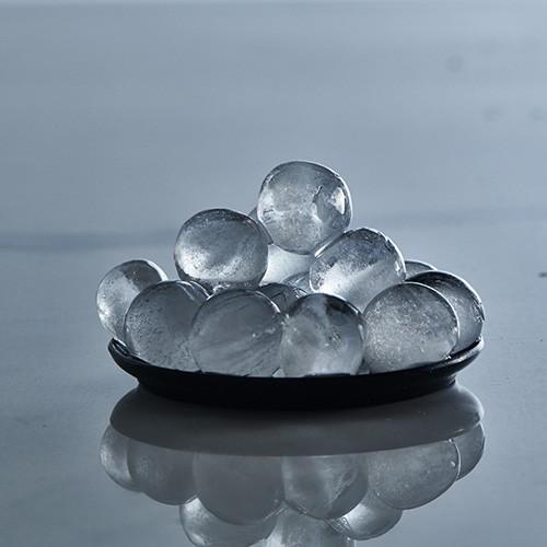 Eisformer Kugeln Ø20mm eisblau
