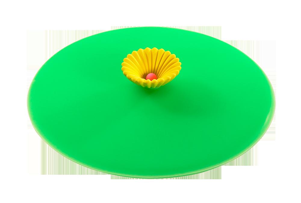 Mein Deckel Blume Blüte gelb