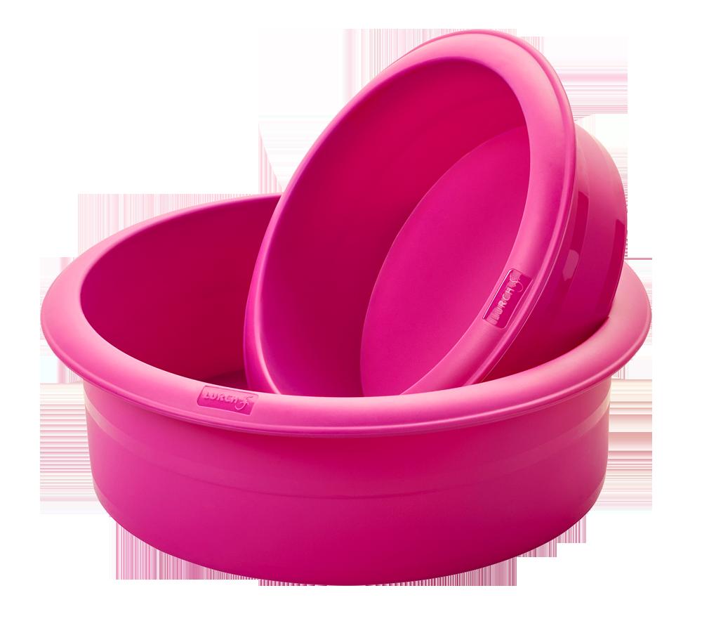 Flexiform Shopping Queen Tortenform 2er Set pink
