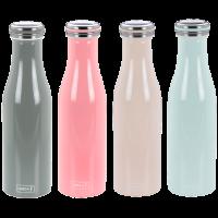 Vorschau: Thermo-Flasche Edelstahl 0,5l mint