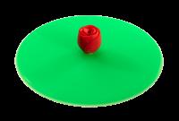 Vorschau: Mein Deckel Blume 3 Motive im Polybeutel