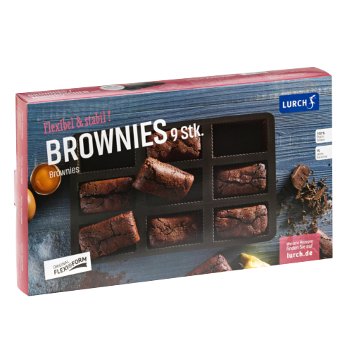 Flexiform Brownie 9fach braun