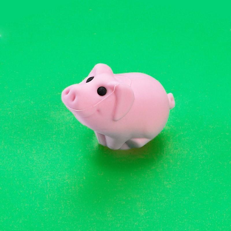 Mein Deckel Hoftiere Schwein aus Silikon von Lurch