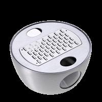 Vorschau: RazorTech EDS Parmesanreibe mit Deckel
