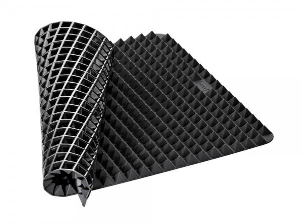 Flexiform Fett-Trenn-Matte 41x29cm schwarz