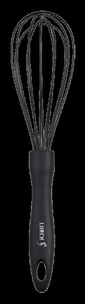 Black Tool Schneebesen Silikon 28cm