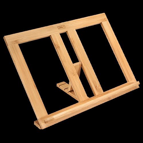 Kochbuchhalter Bambus 35x26x5cm